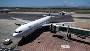 SOUTH AFRICA CAN'T AFFORD TO LET ITS NATIONAL AIRLINE FAIL