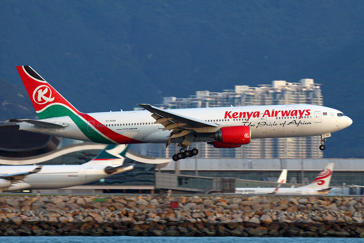 INTERNATIONAL FLIGHTS TO AND FROM MANY AFRICAN NATIONS RESUME