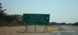 ZAMBIAN BORDERS ALLOWING IN ALL GOODS- MULENGA