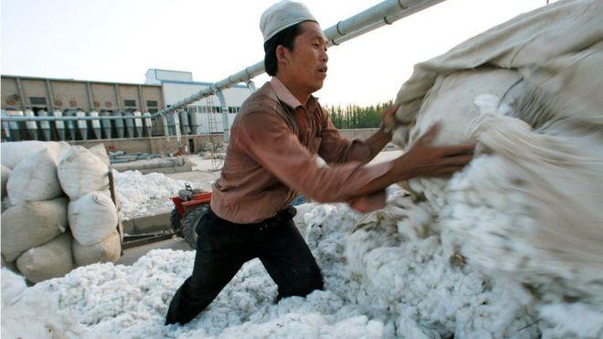XINJIANG: US TO BLOCK KEY EXPORTS FROM CHINESE REGION